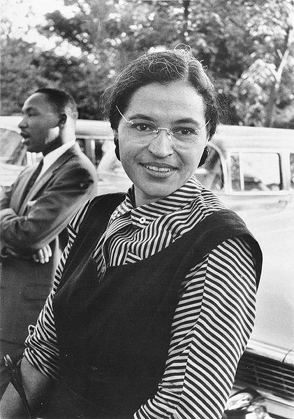 Rosa Parks, la femme qui dit non – A1, A2
