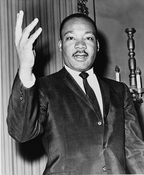 Le combat de Martin Luther King – B2