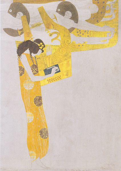 424px-Klimt_-_Poesie