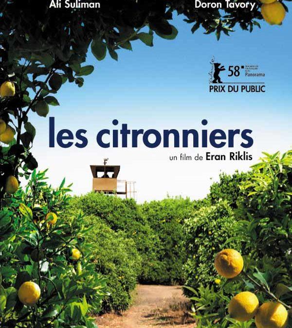 Les Citronniers d'Eran Riklis, de A1 à A2