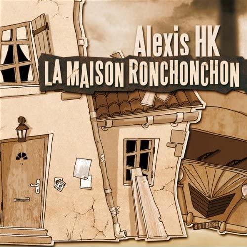 La Maison Ronchonchon d'Alexis HK – A1, A2