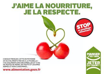 Parcours pédagogique : stop au gaspillage alimentaire !