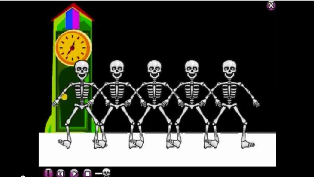 La chanson des squelettes
