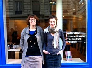 Entretien avec Céline Mezange (T'enseignes-tu) et Gabrielle Chort (GABFLE)