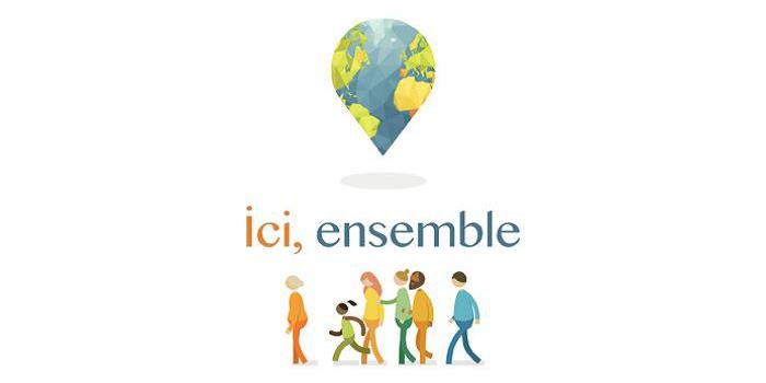 Ici ensemble, enseigner le français aux adultes migrants