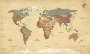 Les noms de pays et de villes